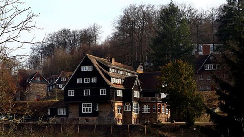 Die Odenwaldschule in Heppenheim: Die Missbrauchsfälle dort brachten die Reformpädagogik in Misskredit