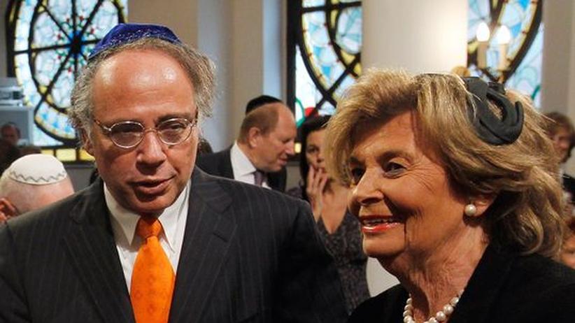 Zentralrat der Juden: Graumann zum neuen Präsidenten gewählt