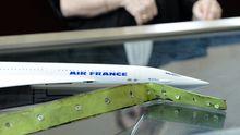 Das Metallteil, das die Concorde-Katastrophe ausgelöst haben soll