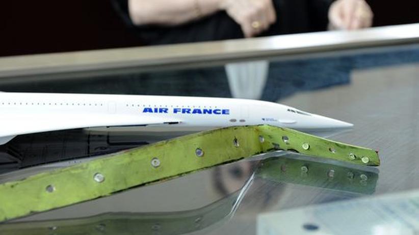 Flugzeugunglück: Continental wegen Concorde-Absturz verurteilt