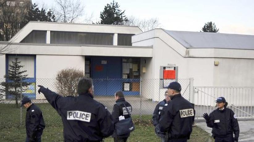 Frankreich: Geiselnahme in Besançon beendet