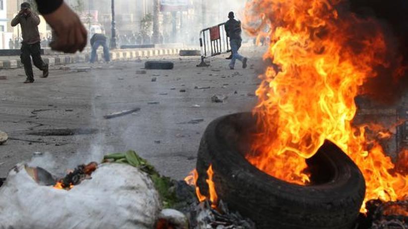 Nahost: Revolutionen sind ansteckend