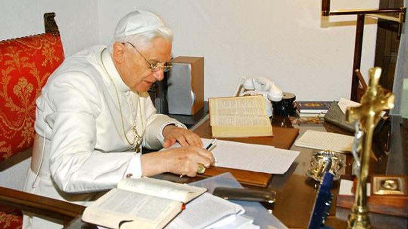 Papst Benedikt XVI.: Christus ist das Neue