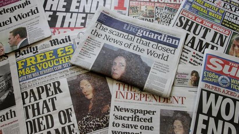 Abhörskandal: Britische Polizei ermittelt in weiteren Verlagen