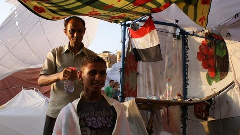 Ägypten: Zurück auf dem Tahrir-Platz