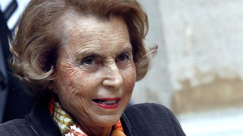 Frankreich: L'Oréal-Milliardärin Bettencourt wird entmündigt