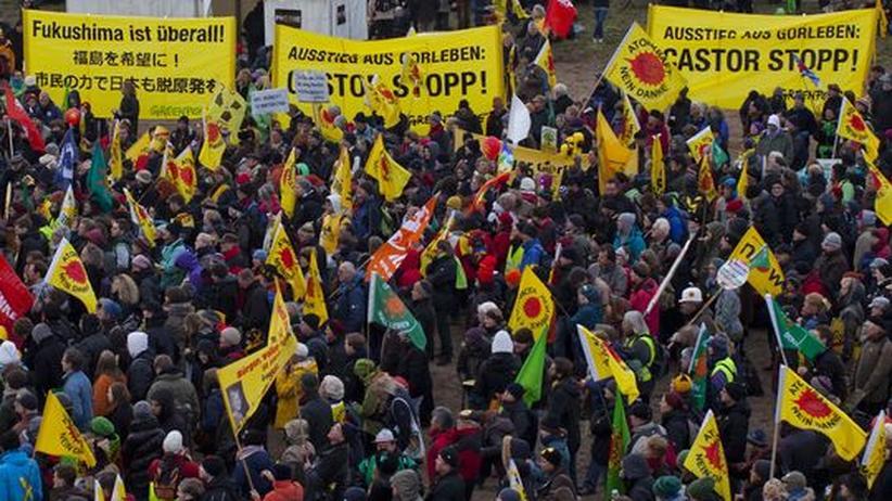 Demonstration im Wendland: Was kommt nach der großen Wut?