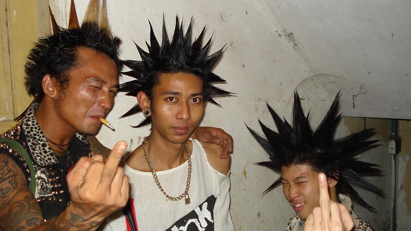 Birma: Die geheimen Punks von Rangun