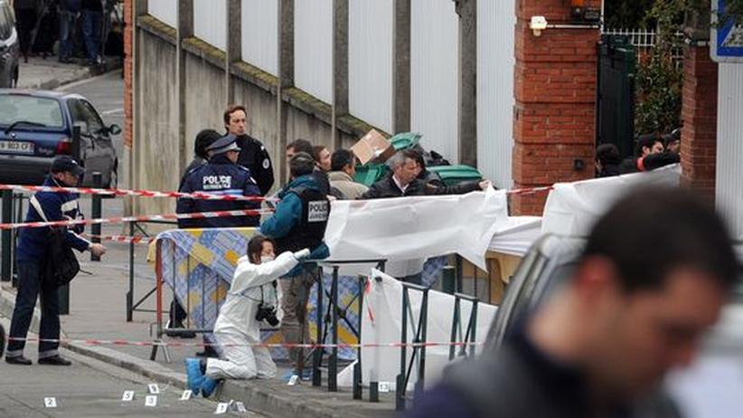 Toulouse: Gleiche Waffe bei allen drei Anschlägen in Frankreich benutzt