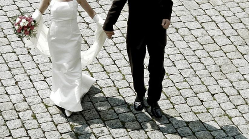 Partnerschaft: Die Ehe hält