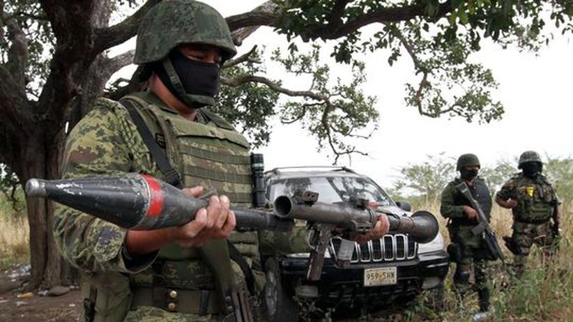 Friedensforschung: Wachstumsbranche Waffenhandel