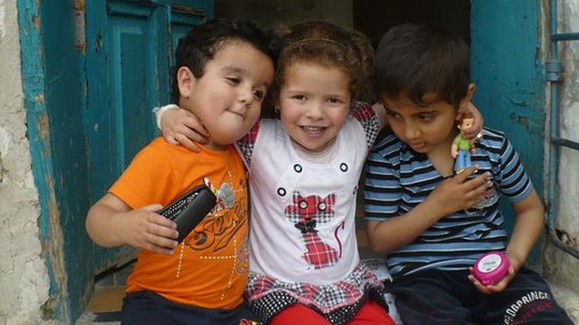 Israel: Ein Herz für die Kinder aus Gaza