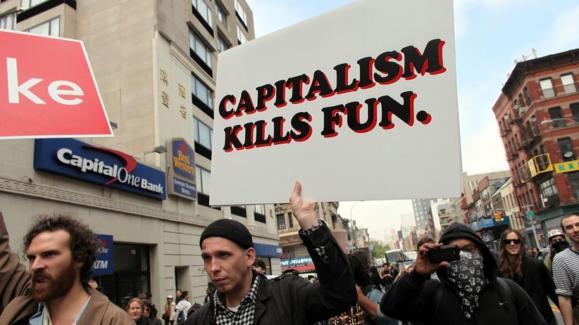 Occupy-Bewegung: Der Philosoph Leopold Kohr wird wieder verehrt
