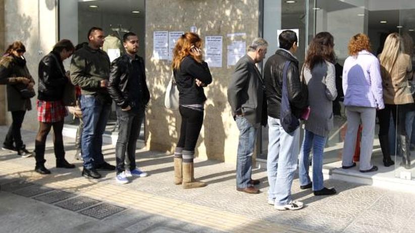 Einwanderung: Krisenverlierer suchen ihr Glück in Deutschland
