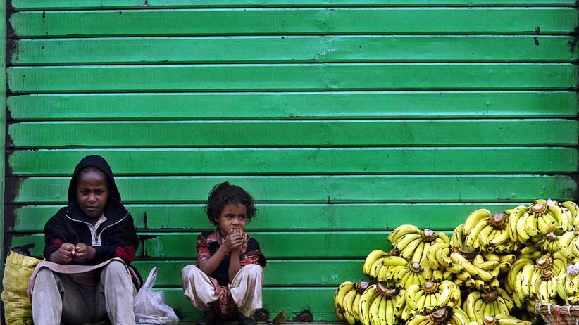 Äthiopien: Mit Tennis raus aus dem Slum