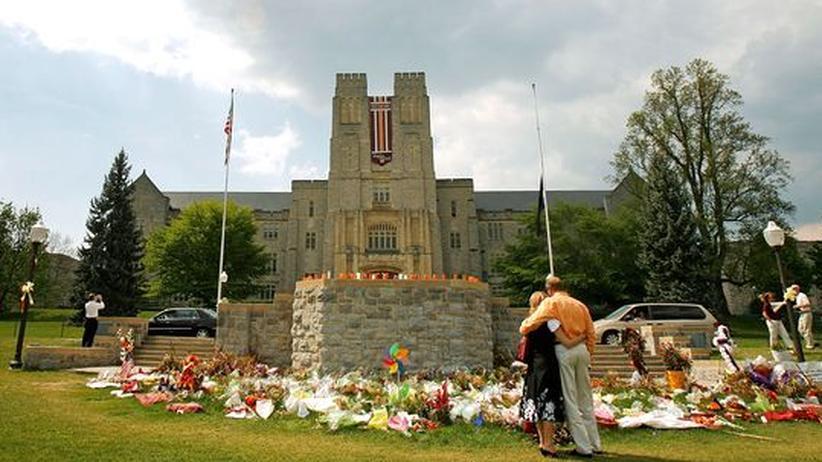 """Massenmorde USA: """"Man bekommt leichter Waffen als psychische Hilfe"""""""