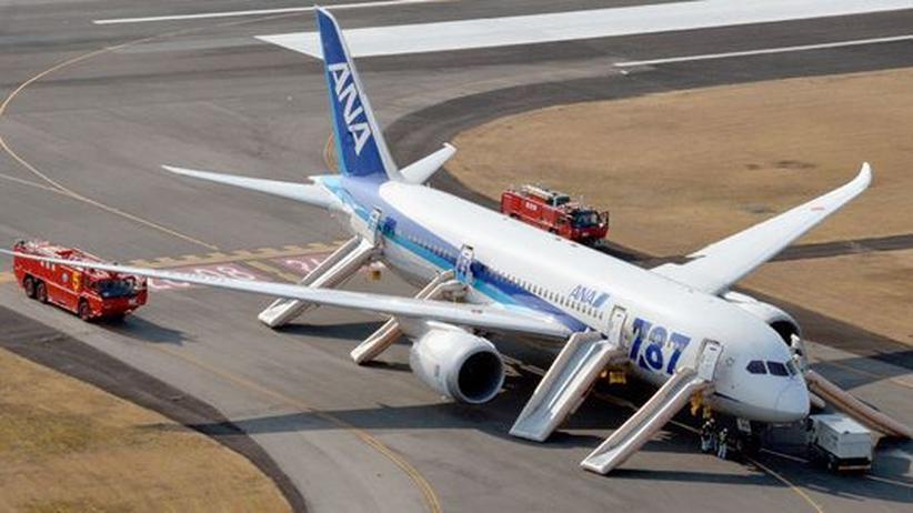 Boeing: Dreamliner bleiben nach Pannenserie am Boden