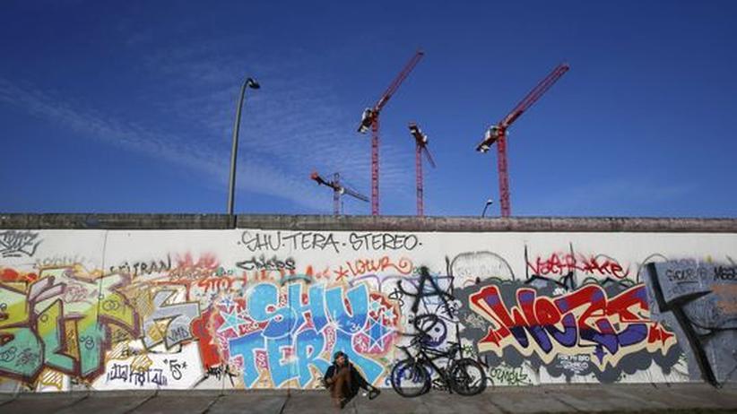 Berliner Mauer: Investor stoppt Teilabriss der East Side Gallery vorläufig