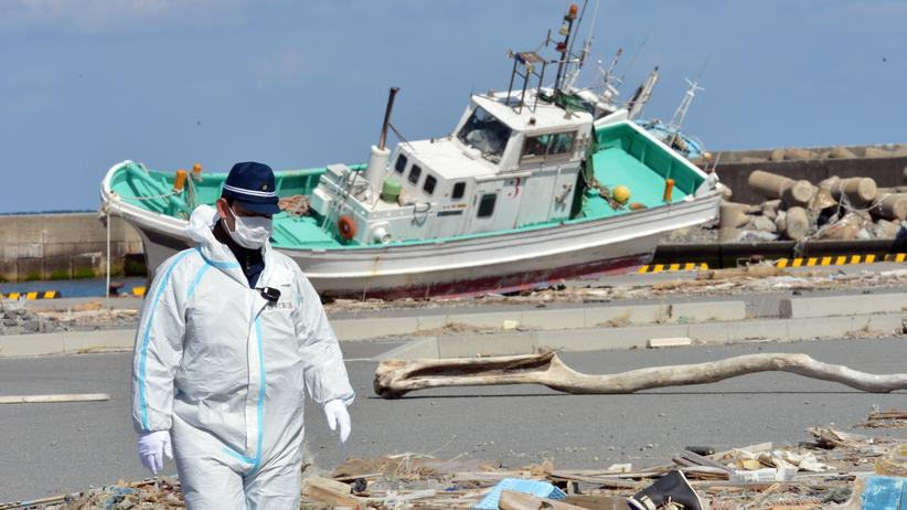 Erdbeben 2011: Das große Aufräumen in Japan
