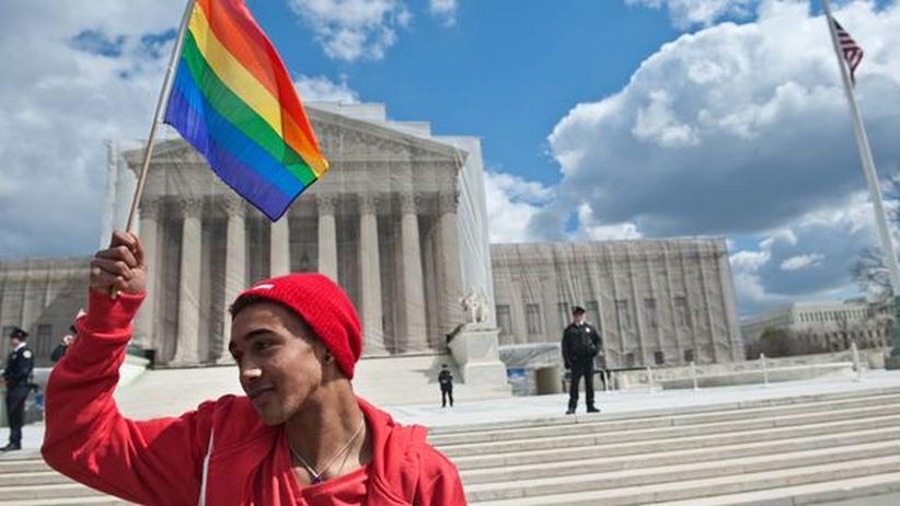 Homo-Ehe: Der Supreme Court braucht Mut