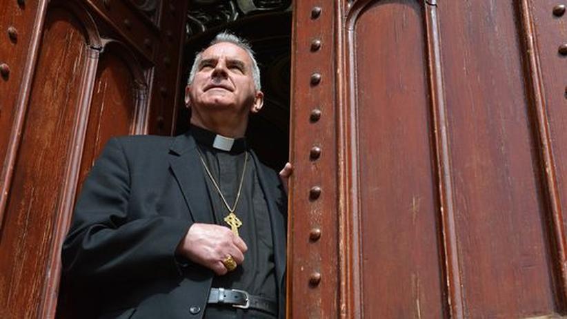 Missbrauchsvorwürfe: Da war er noch der höchste Repräsentant der Katholischen Kirche in Großbritannien: Kardinal Keith O'Brien Anfang Mai 2012 im schottischen Edinburgh