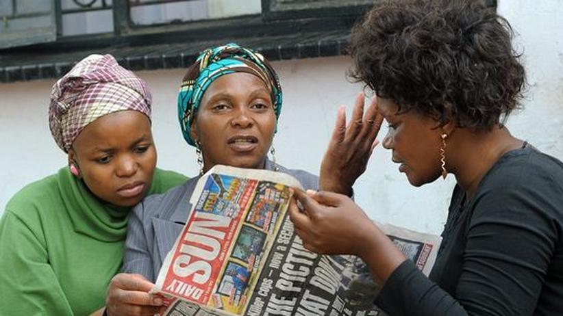 Behördengewalt: Polizisten aus Südafrika wegen Mordverdachts festgenommen