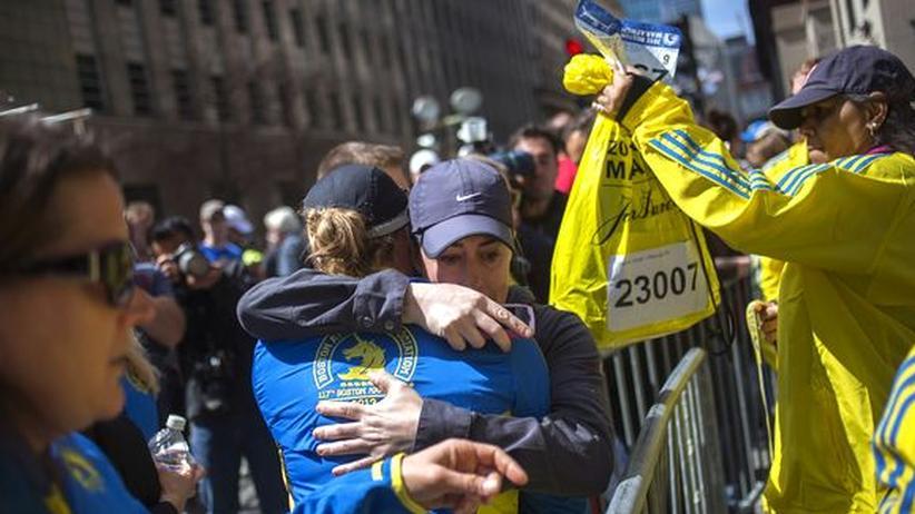 Nach den Anschlägen: Boston trauert, Boston trotzt