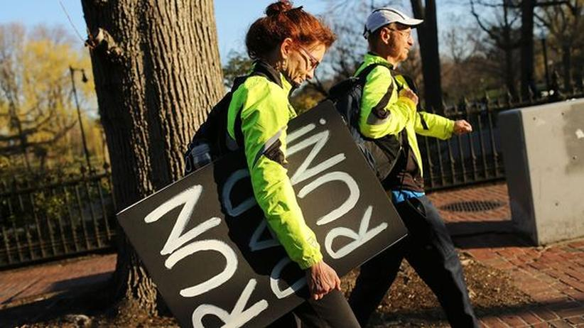 Marathon-Bomben: Attacke auf das Lebensgefühl der USA