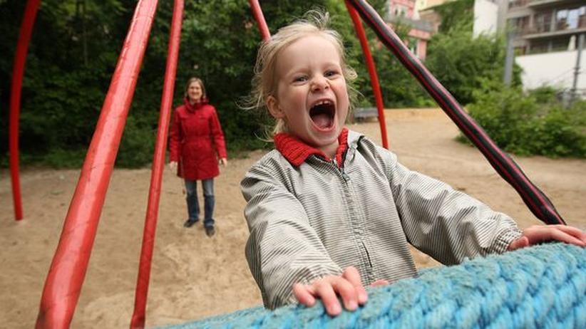 Deutsche Kinder: Unglücklich trotz besseren Lebens