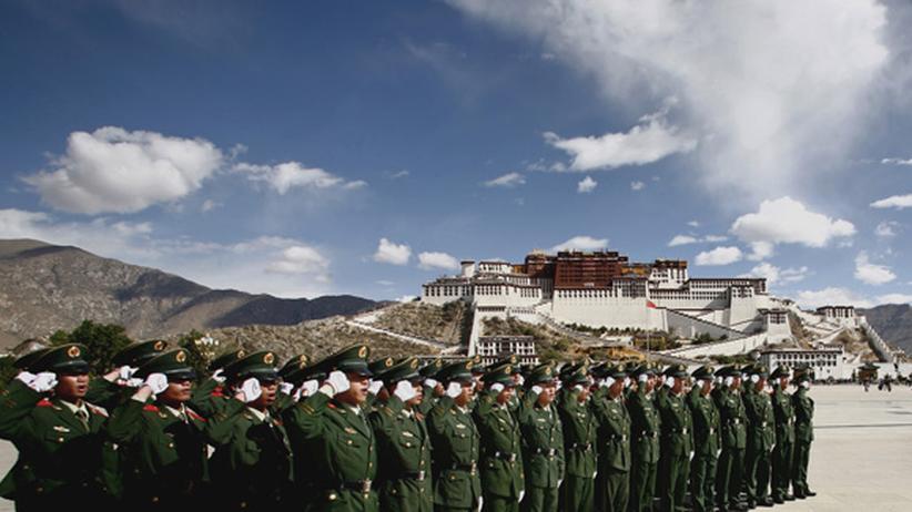 Tibet: Brennende Verzweiflung