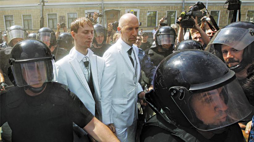 Homosexualität: Warum ist Russland so homophob?