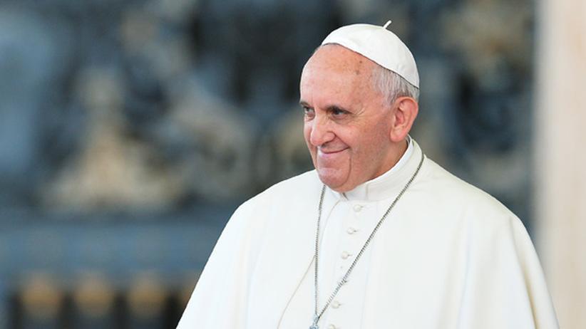 Papst Franziskus: Das Kreuz mit der Liebe