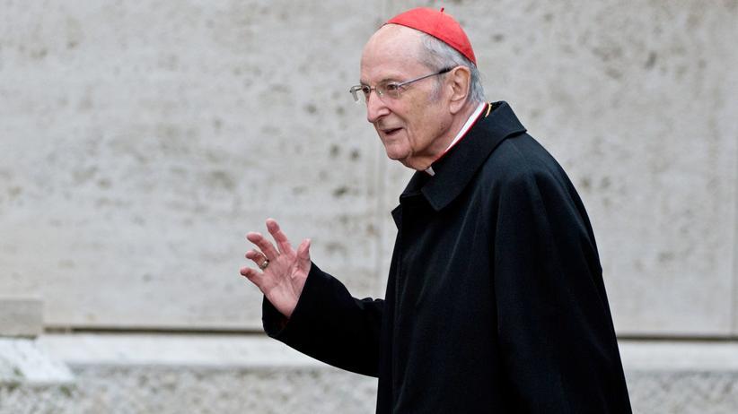 Bistum Köln: Erzbischof Jachim Meisner (Archiv)