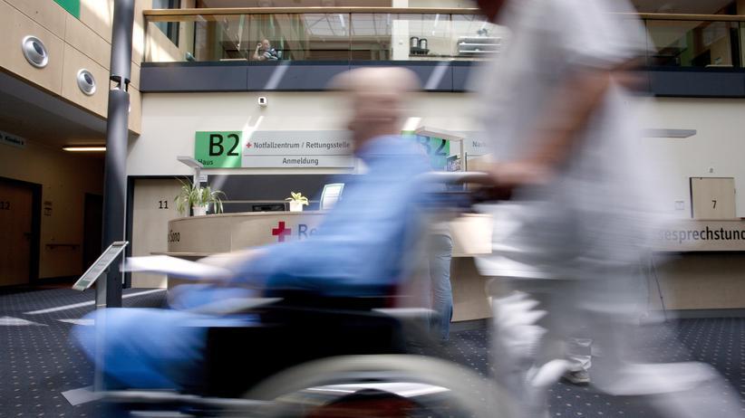Barrierefreiheit: Rollstuhlfahrer dürfen keine Zahnschmerzen haben