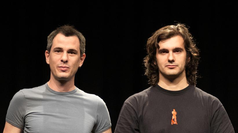 Komiker-Duo Christoph & Lollo