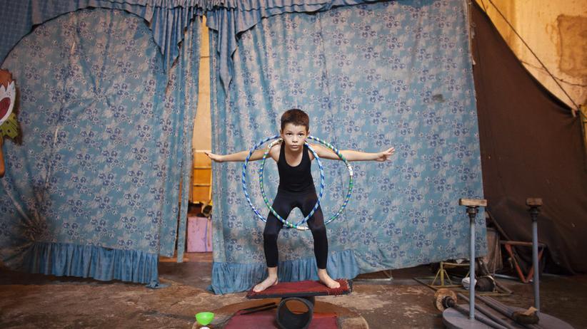 Kuba: Zirkusschule im alten Kino