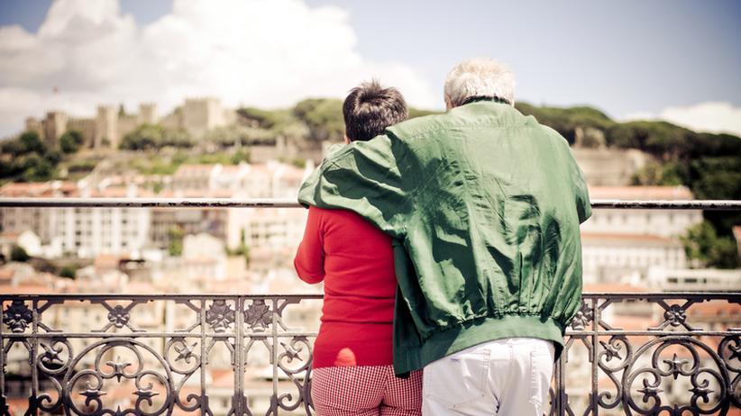 Altern: Wie fühlt sich das Alter an?