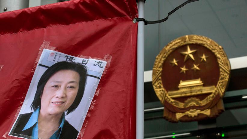 China: Die regierungskritische chinesische Journalistin Gao Yu steht wegen Geheimnisverrats vor Gericht.