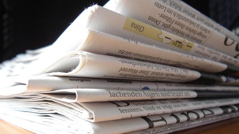 Lokaljournalismus: Wer schreibt  noch über uns?