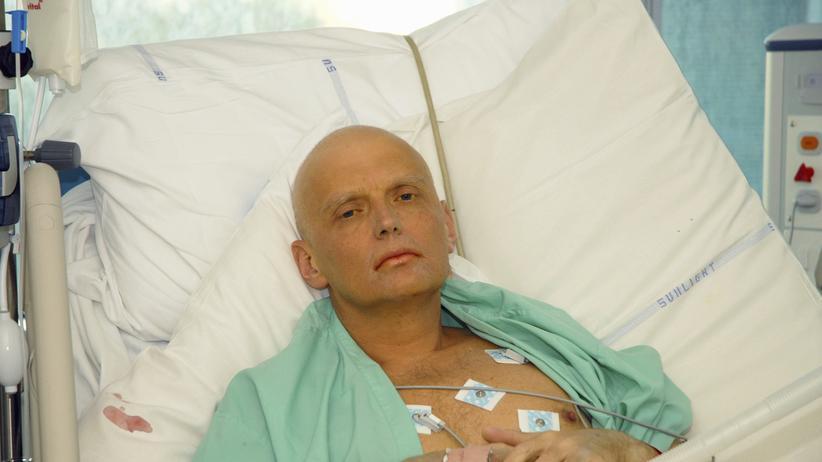 Alexander Litwinenko: Leiche des Ex-Spions war radioaktiv verseucht