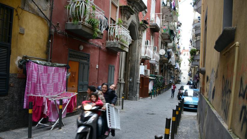 Neapel: Italiens Jugend denkt um