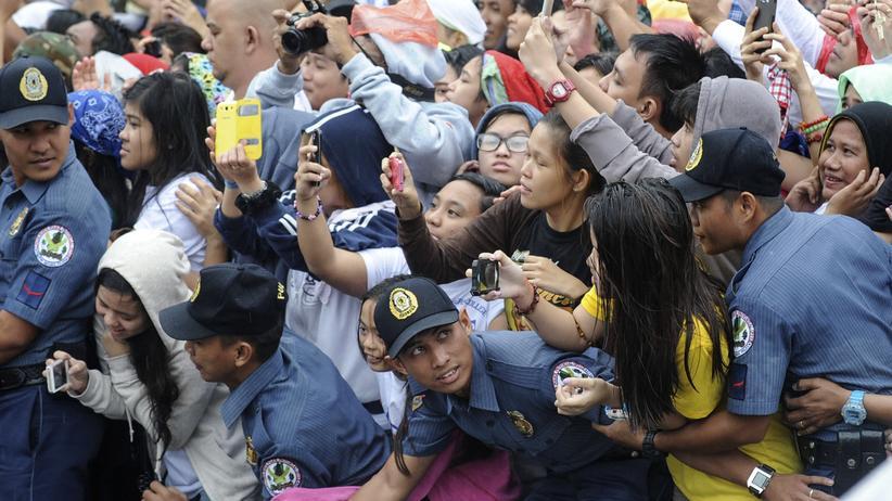 Philippinen: Weltrekord bei Papstmesse