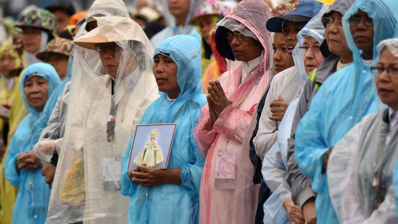 Philippinen: Weltrekord mit dem Papst