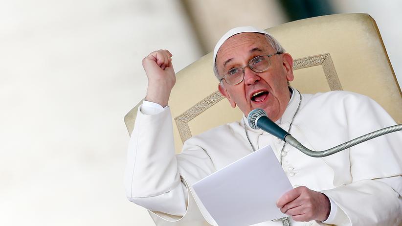 Papst Franziskus: Die Mär vom Heiligen Opi