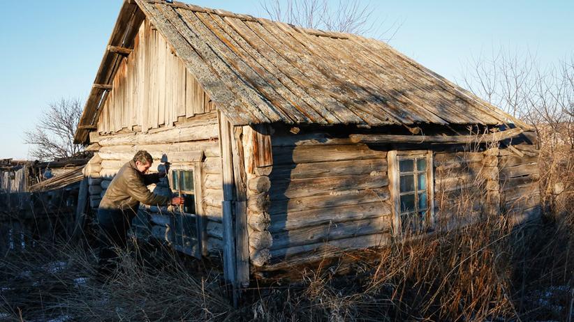 Sibirien: Allein in der Tundra