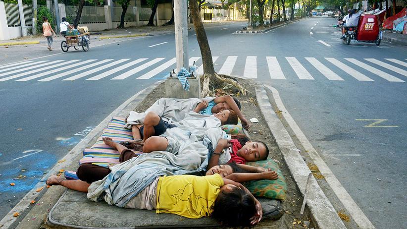 """Ziel 1: Armut abschaffen: """"Besser als Sozialprogramme wären Arbeitsplätze"""""""