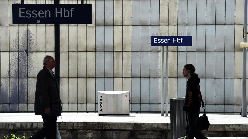 """Deutsche Bahn: """"Jesus ist kein Fußabtreter"""""""