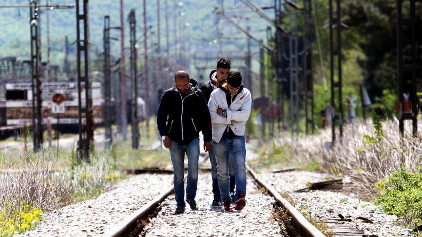 Flüchtlinge: Ach, das ist also Europa
