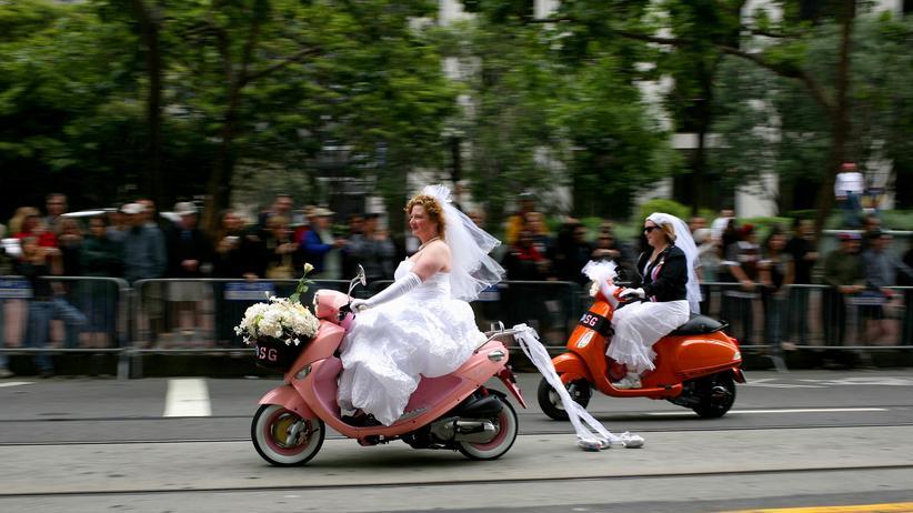 Ehe für alle: LGBT-Pride-Parade in San Francisco