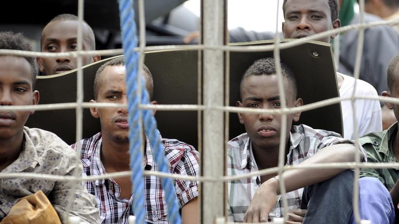 Mittelmeer: Der Flüchtlingsstrom auf dem Mittelmeer nimmt wieder zu.